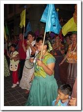 Oaxaca - zabawa wieczorna