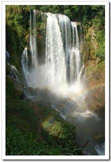 Wodospad Pulhapanzak