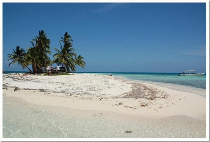 Wyspa z piasku
