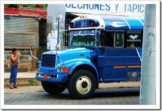 Nikaragua Błękitny Grom