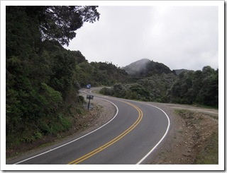 Panamerican Highway na 3000