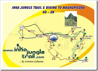 Inka Jungle Trail