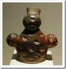 Ziemniaczana prehistoryczna ceramika