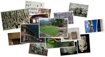 Wyświetl galerię Copan Ruins