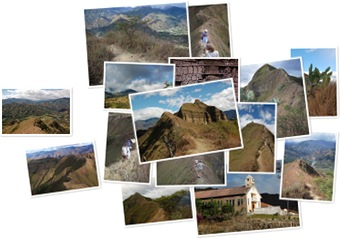 Wyświetl galerię Vilcabamba trek