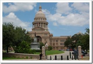 Kapitol w Austin