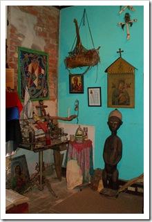 Ślad polski w muzeum voodoo