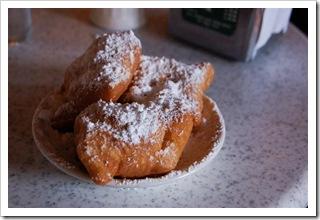 New Orlean's beignets