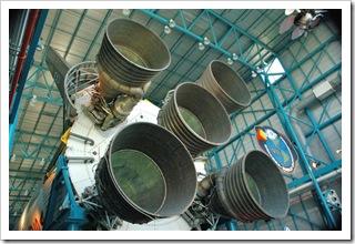 Silniki rakiety Saturn V