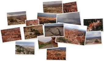Wyświetl galerię Utah - Bryce Canyon