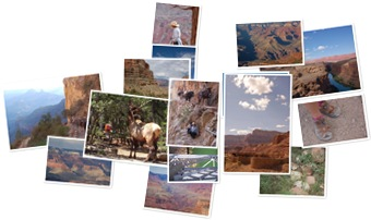 Wyświetl galerię Arizona - Grand Canyon