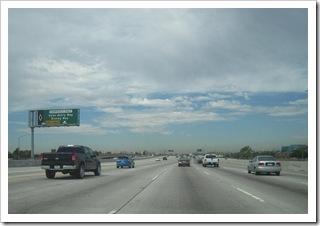 Autostrada w Los Angeles