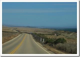 Pacific Coast Highway czyli PCF lub po prostu Route 1