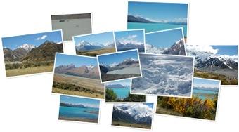 Wyświetl galerię Mount Cook