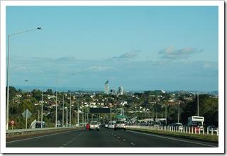Autostrada pod Auckland