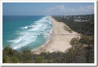 Plaże na Sunshine Coast