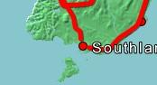Nowa Zelandia – Southland (27 listopad – 1 grudzień 2009)