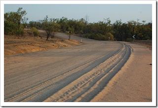 Droga w prawdziwym outbacku