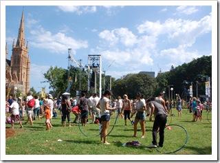 Zabawy w Hyde Parku