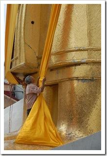 Budda dekorowany