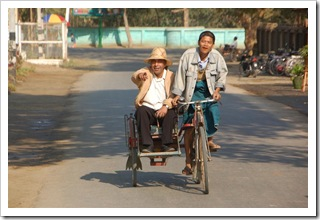 Jeden ze środków transportu