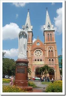 Katedra Notre Dame w Sajgonie
