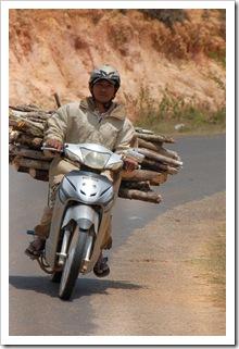 Przedziwne zastosowania motorka nr 2