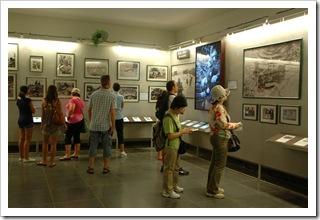 W muzeum wojny w Sajgonie