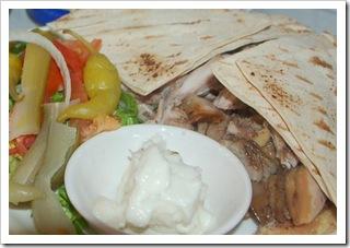 Mięsko rewelacja czyli Shawarma